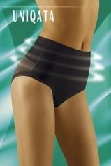 Stahovací kalhotky WOLBAR Uniqata černé