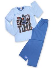 Dětské pyžamo VIENETTA SECRET Hráč Basketu modré