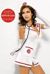 Erotický kostým OBSESSIVE Emergency stetoskop