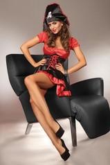 Erotický kostým LivCo Corsetti Nemesis