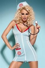 Erotický kostým OBSESSIVE Doctor + stetoskop