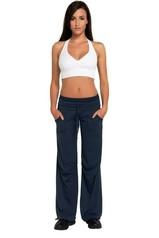 Fitness kalhoty WINNER Miranda šedá