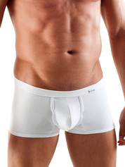 Pánské boxerky GERONIMO 1352B1 bílé