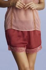 Dámské šortky BRITNEY SPEARS Cherry coral