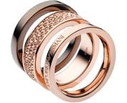 Luxusní prsten Emporio Armani EGS1778221