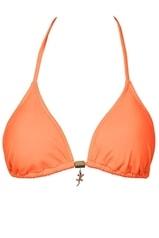 e2a580564b95 Horní díl plavek PHAX Color Mix triangle Neon Orange