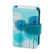 Designová manikúra ALBI s modrými travinami