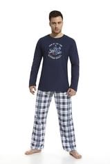 Pánské pyžamo Cornette 124/37 New York