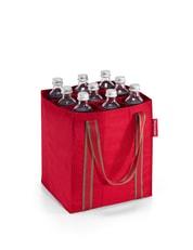 Taška na láhve Reisenthel BottleBag Red Stripes