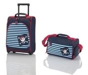 Travelite Youngster – dětská sada kufru a cestovní tašky Pirate